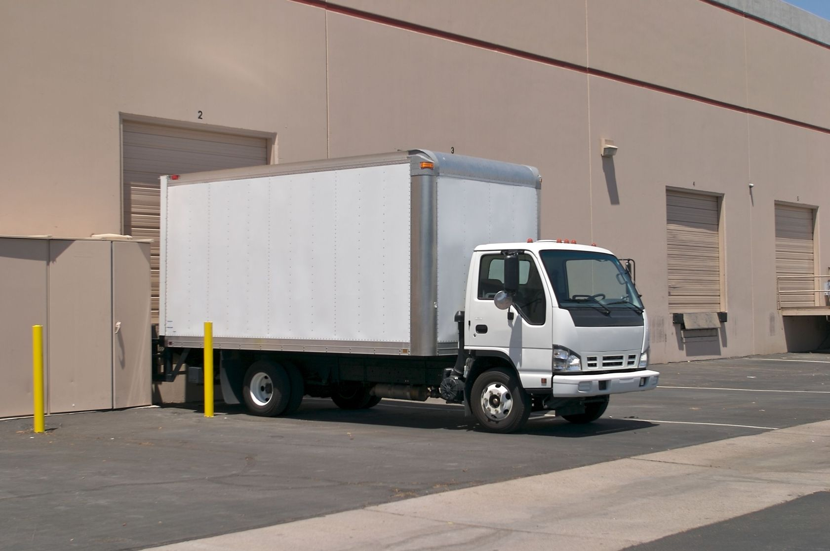 Perry, Warner Robins, Cochran, GA Box Truck Insurance